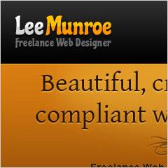 Lee Munroe Freelance Designer