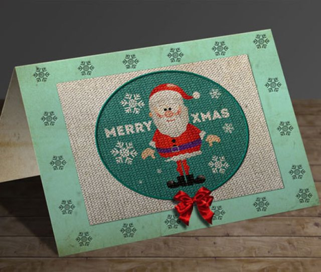 Create A Vintage Christmas Card In Photoshop
