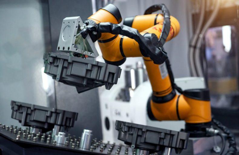industrial, robotic, automation, production, machine, robotics