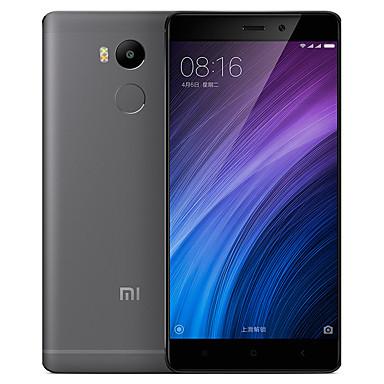 "Xiaomi Redmi 4 5.0 "" MIUI 4G Smartphone (Dual SIM Octa Core 13 MP 2GB + 16 GB Grey Gold Silver)"