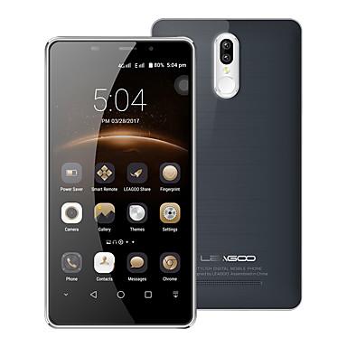 """Pre sale LEAGOO M8 Pro 5.7 """" Android 6.0 4G Smartphone (Dual SIM Quad Core 5 MP 13 MP 2GB + 16 GB Grey Gold)"""