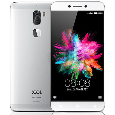 Original coolpad /LETV Cool Changer 1C Cell Phone 4G LTE MSM8976 Octa Core 5.5 FHD 1920x1080p 3GB 32GB 13.0mp Camera Dual Sim