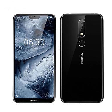 "NOKIA nokia X6 5.8 inch "" 4G Smartphone ( 6GB + 64GB 5 mp / 16 mp Snapdragon 636 3060 mAh mAh )"