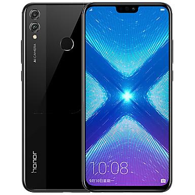 "Huawei Honor 8X Global Version 6.5 inch "" 4G Smartphone (4GB + 64GB 2 mp / 20 mp Hisilicon Kirin 710 3750 mAh mAh)"