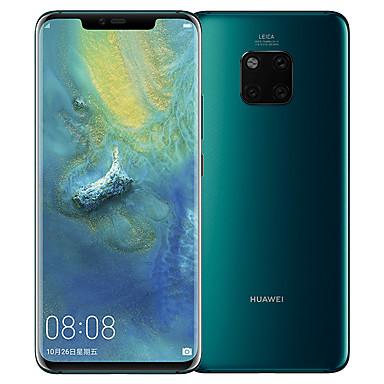 "Huawei Mate 20 Pro CN 6.39 inch "" 4G Smartphone (6GB + 128GB 8 mp / 20 mp / 40 mp 4200 mAh mAh)"