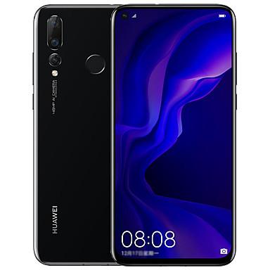 "Huawei nova 4 20MP 6.4 pulgada "" Smartphone 4G ( 8GB + 128GB 2 mp / 16 mp / 20 mp Hisilicon Kirin 970 3750 mAh mAh )"