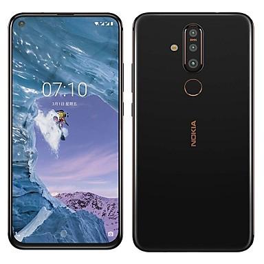"NOKIA X71 6.39 inch "" 4G Smartphone ( 6GB + 64GB 48+5 mp Snapdragon 660 3500 mAh mAh )"