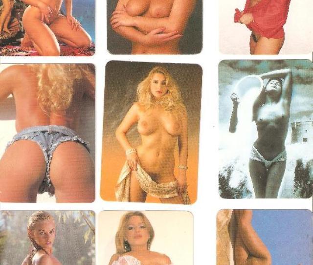Lote 9 Calendarios Chicas Sexys Espana Decada De Los 90