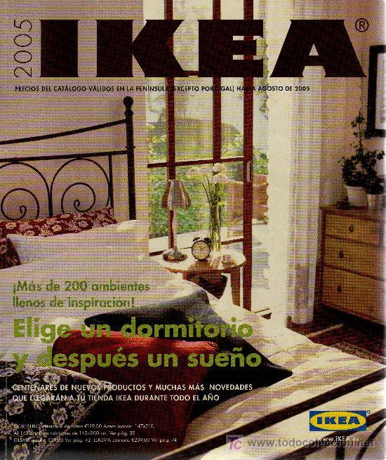 Catálogo Ikea 2005 Sold Through Direct Sale 10312390