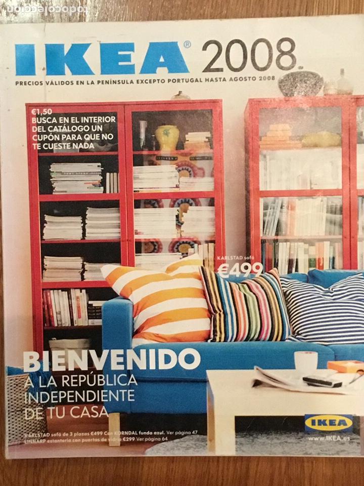 Ikea Catalogo 2008 Sold Through Direct Sale 130012211