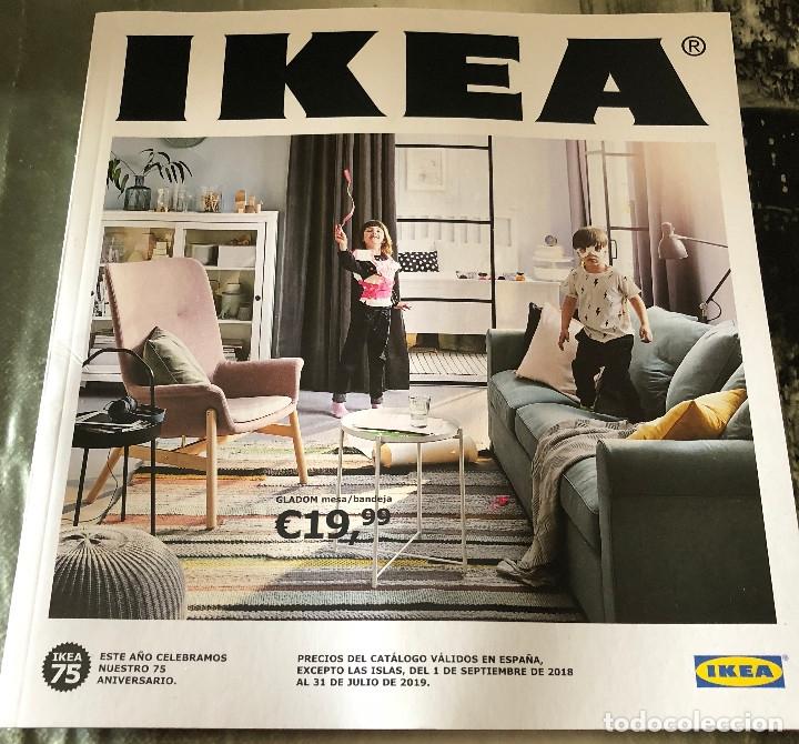 Muebles Y Decoración Catálogo De Ikea Año 2018 2019 Edición Española 294 Páginas Nuevo