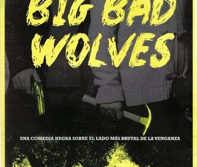 Dvd Big Bad Wolves