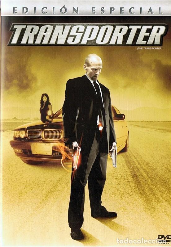 Jason Statham Transporter 1 . Transporter Jason Statham Edicion Especial Kaufen Filme Auf Dvd In Todocoleccion 152801930
