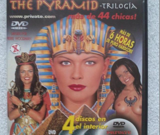 Private The Pyramid Dvd Trilogia Pierre Woodman