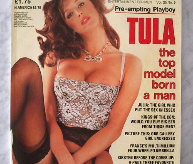 Revista Mayfair Vol  Septiembre 1990 Marlyn Lindsay Julia Gilda Kirsten Imrie