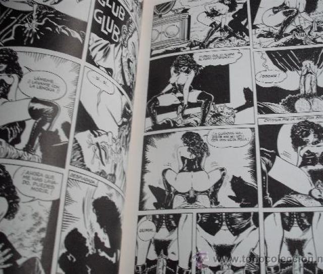Comics Comic Erotico La Cupula Ramba 1 Marco Delizia Mario Janni Adultos Album Series