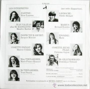 """Résultat de recherche d'images pour """"les misérables schonberg 1980"""""""