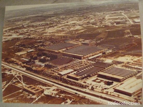 fotografía antigua de la fábrica de enasa pegas - Comprar ...