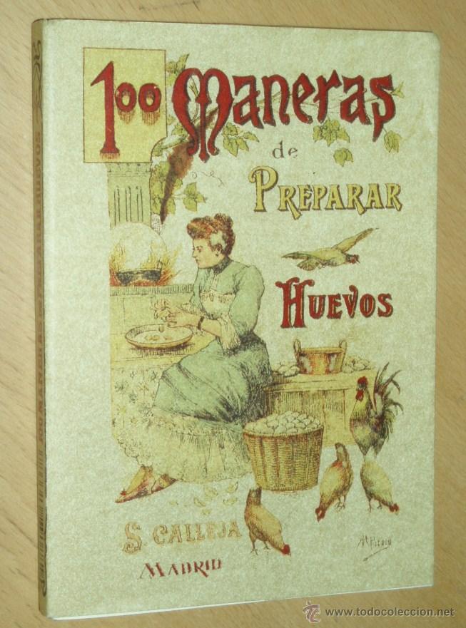 Resultado de imagen para 100 formas de preparar un huevo
