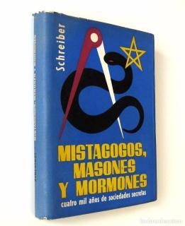 Resultado de imagen de mormonismo masoneria