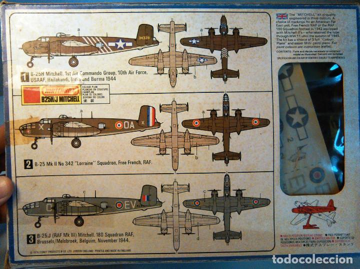 Maqueta Del Avin De Combate Militar B25hj Mit Comprar Maquetas A Escala De Aviones Y