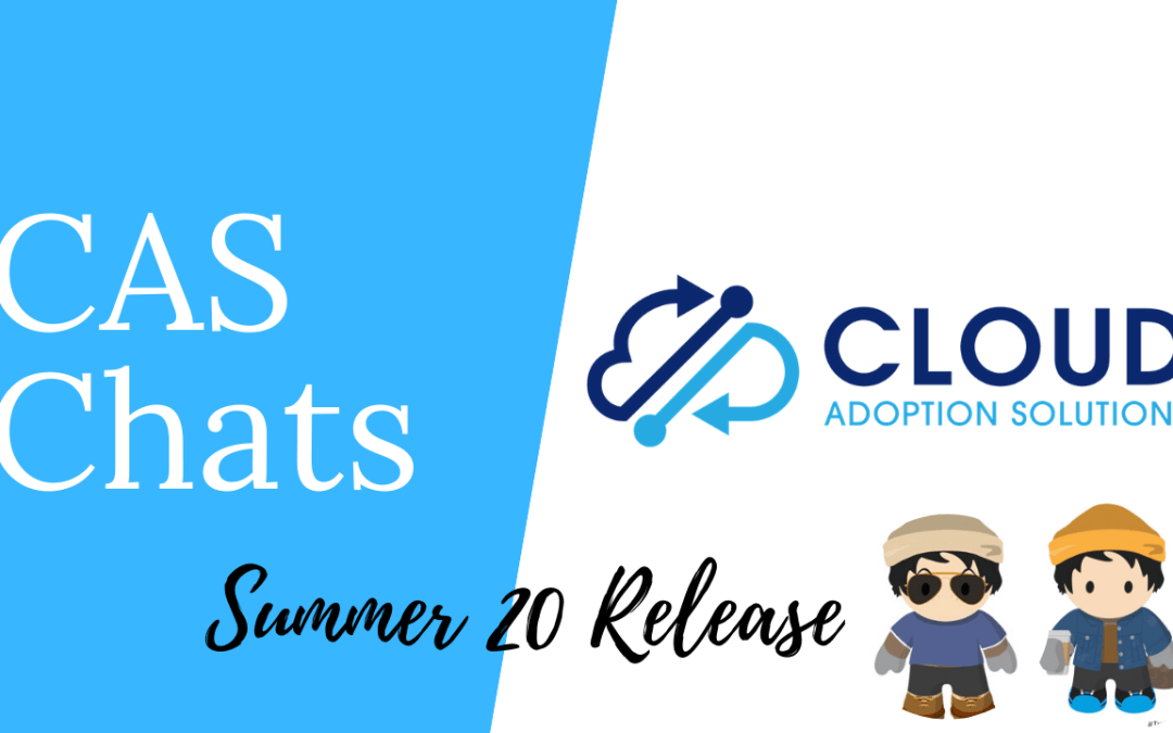 Salesforce Summer 20 Release Preview – with Flow Loop Variable Video!