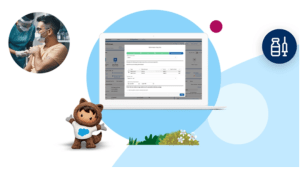 Vaccine Cloud from Salesforce