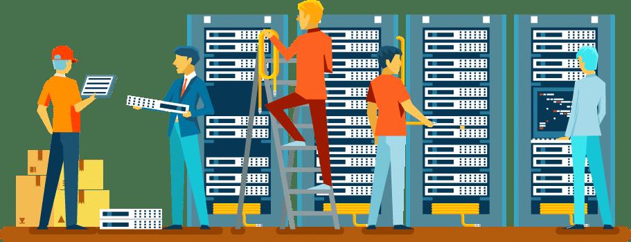 data center colocation services