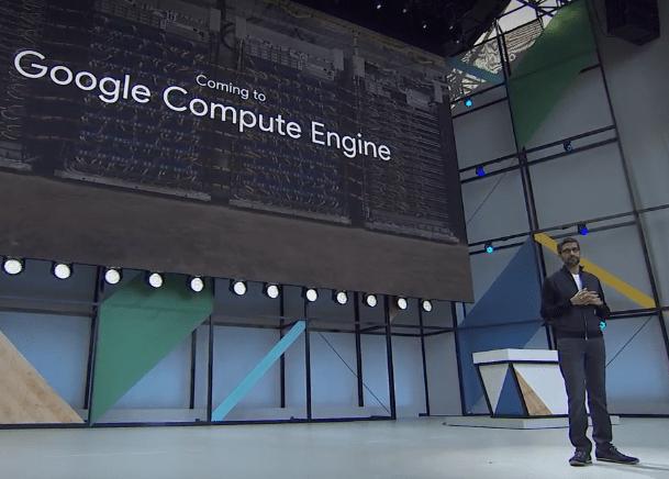 Google Cloud TPU Announcement