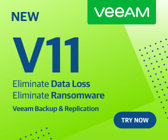 Veeam New V11