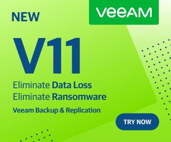 Veeam New V11