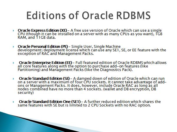 Oracle License Cost Calculation basics   clouddba:-DBA blog