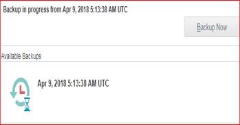 Oracle DBaaS 1z0-160 part 24 :- Backup in single instance oracle