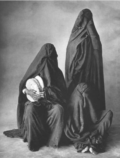 abaya-burka