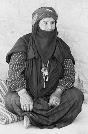 bedouinwoman