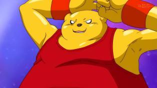 Golden Teddy