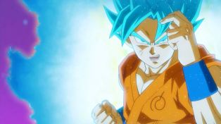 Dragon Ball Super - 039 - 03 SSB Goku