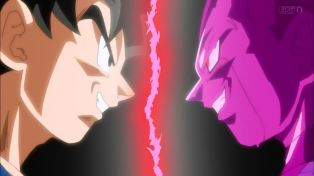 Better go all out, Goku.