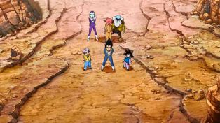 Dragon Ball Super - 046 - 06 From A Safe Distance