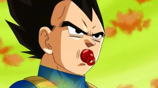 Dragon Ball Super - 046 - 19 Baby Vegeta