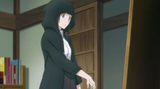 Flying Witch - 12 - 05 Old Robes