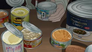 Kiznaiver - 10 - 02 Canned Food Party
