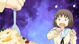 That poor rice.