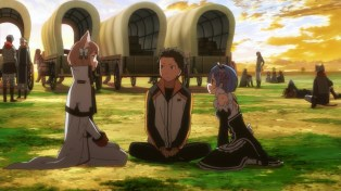 You're not going anywhere, Rem.