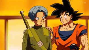 Why bring Trunks!?