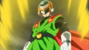 The Super Great Saiyaman.