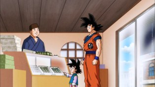 Goten is the brains of the operation.