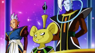 Almost less serious than Beerus.