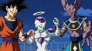 Dragon Ball Super - 96 - 11 Holding Hands