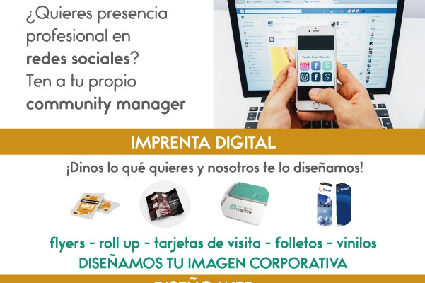 community manager cadiz